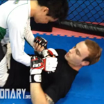 MMA Kimura Full guard Tutorial