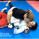 MMA Triangle Choke Tutorial