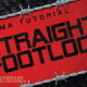 MMA Straight Footlock Tutorial