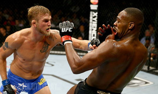 UFC 165: Jones vs. Gustafsson Play by Play