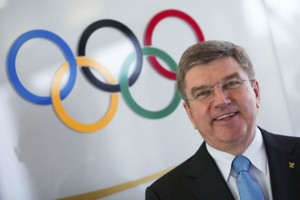 sanctions for doping, Sergey Bubka, Thomas Bach