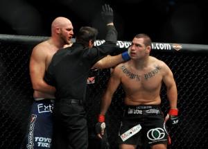 UFC BEN ROTHWELL