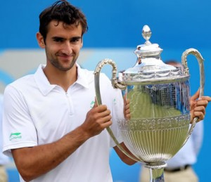 Cilic's Doping Ban Reduced To Four Months