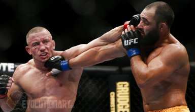 UFC 167 – Georges St. Pierre vs Johny Hendricks – Play by Play