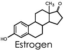 trenbolone molecule