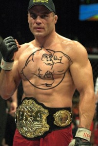 randy couture ufc star