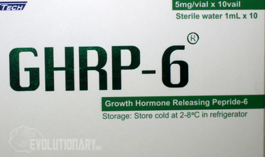 GHRP-6 : What is it and what does it do?