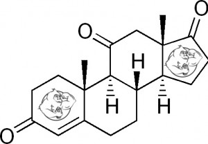 adrenosterone chemical structure