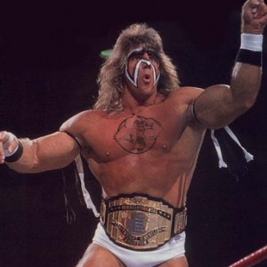 the ultimate warrior body