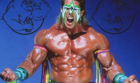 the ultimate warrior steroids