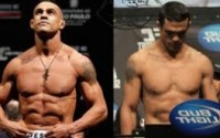 Fig 1. Vitor Belfort Before and After