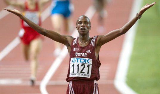 Leichtathletik: WM 2003