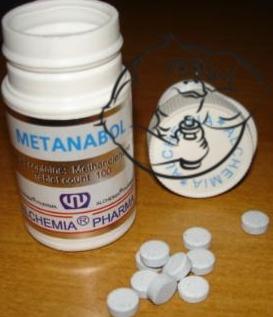 Alchemia Metanabol dianabol