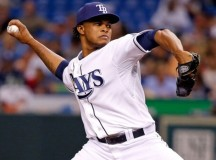 Rays Pitcher Alex Colome Suspended