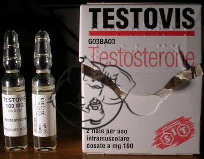 Testovis Test 100