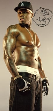 50cent boxing
