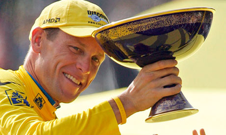Coach Knew About Doping, Says Lance Armstrong