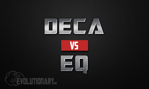 Deca vs EQ - Evolutionary org