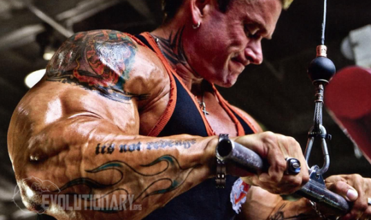 Lee Priest Steroids Cycle