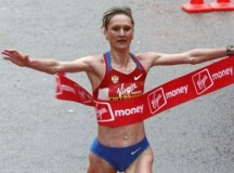 Russian Marathoner Banned For Doping