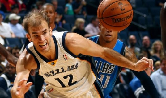 Nick Calathes Memphis Grizzlies