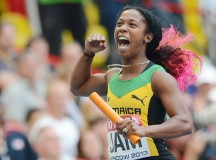 Fraser-Pryce Says She Avoids All Supplements