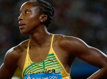 Sherone Simpson Banned For 18 Months