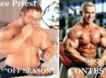 Lee Priest Steroids Cycle