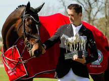 Jonathan Paget Stripped Of Burghley Title
