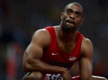 Tyson Gay Suspended For Doping