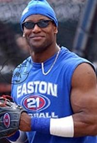 Sammy Sosa baseball