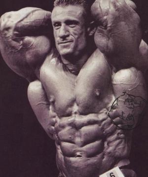 dorian yates bodybuilding