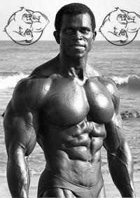Serge Nubret steroids