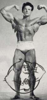 Steve Reeves bodybuilding