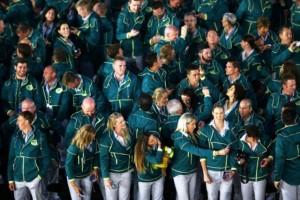 Australian athletes
