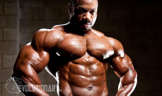 Dexter Jackson Steroid Cycle
