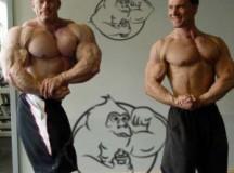 Dennis Wolf vs Regular Bodybuilder