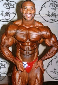 is phil heath on steroids
