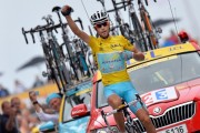 """Nibali In """"Rage"""" But Not Worried About Astana's Doping Issues"""