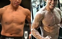 Cung Le Before and After