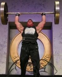 Derek Poundstone steroids