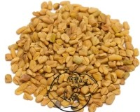 Fig 1. Fenugreek Seeds