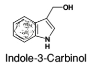 Indole-3-carbinol chemical structure