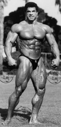 Lou Ferrigno steroids