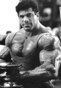 lou ferrigno training