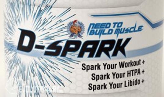 D-Spark-PreWorkout