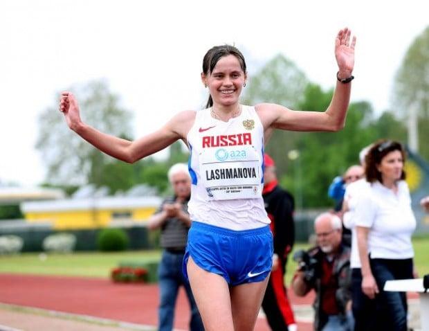 Elena Lashmanova