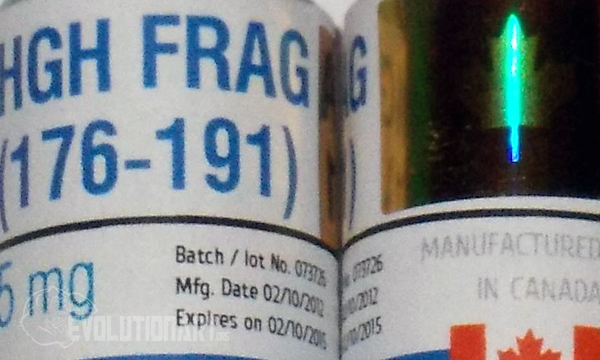 HGH Fragment 176-191 - The Fat Regulator Peptide - Evolutionary org