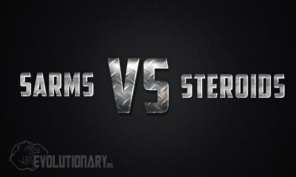 prohormones vs steroids