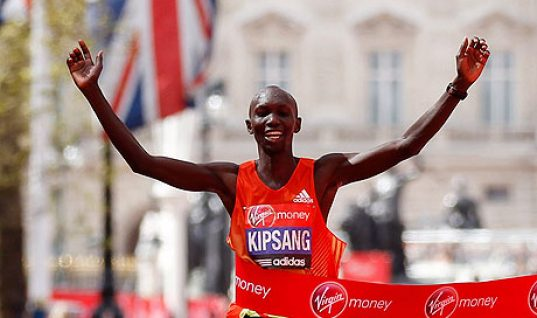 Kenyan Runners Are Clean Of Doping, Says London Marathon Winner